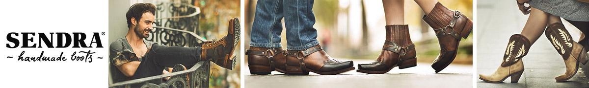 86e79e8ad Sendra boots JOHNNY Castanho / Bege - Entrega gratuita | Spartoo.pt ...