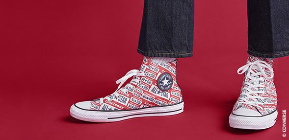 Concorrência zero para os sneakers