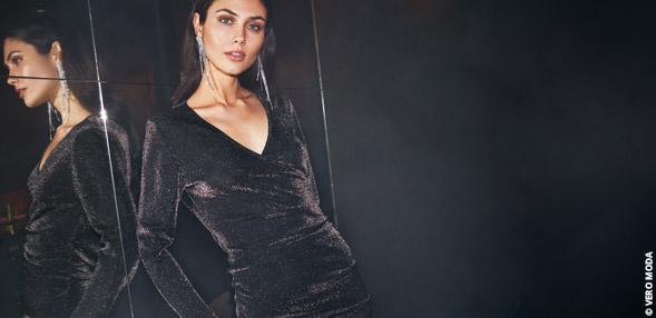 O indispensável vestidinho preto
