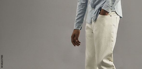 Chinos, um must have
