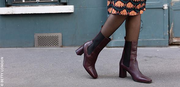 Tendência botas
